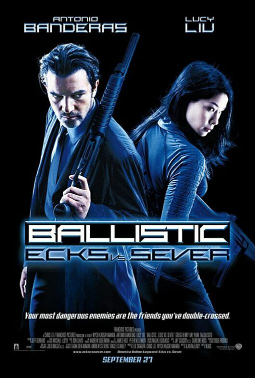 Foto Ballistic Film, Serial, Recensione, Cinema