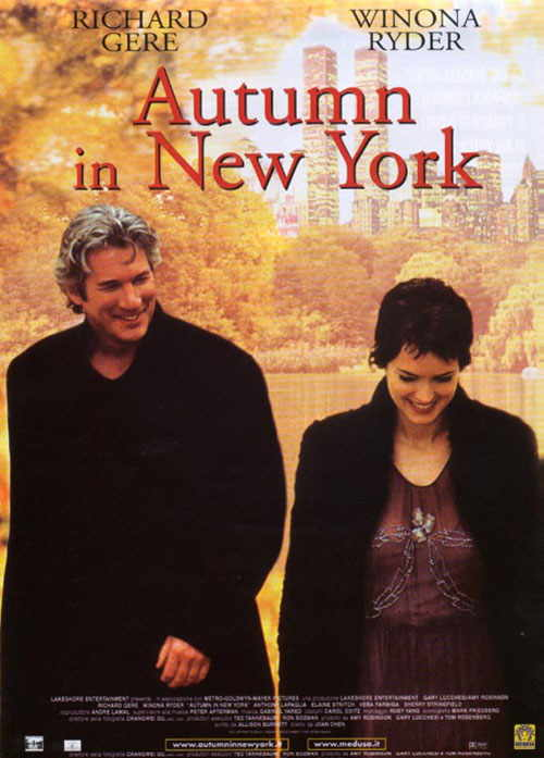 Foto Autumn in New York Film, Serial, Recensione, Cinema