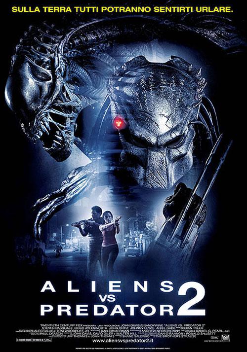 Foto Aliens vs. Predator: Requiem Film, Serial, Recensione, Cinema