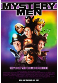 Foto Mystery Men Film, Serial, Recensione, Cinema