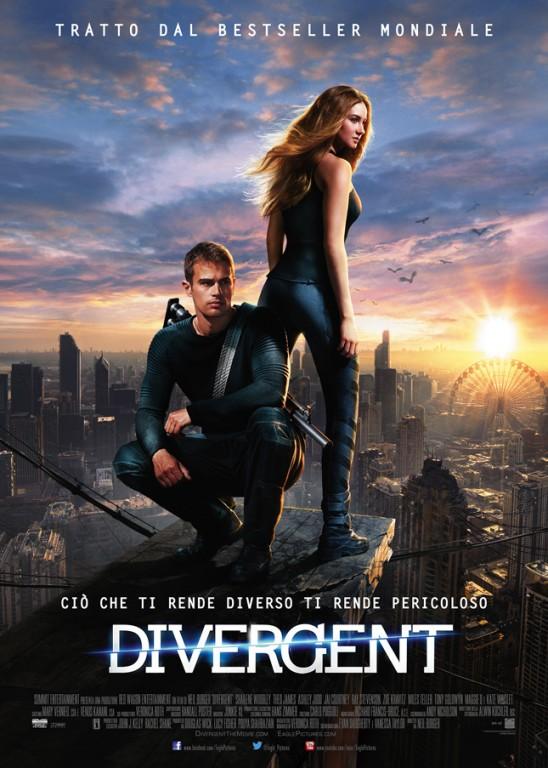 Foto Divergent Film, Serial, Recensione, Cinema