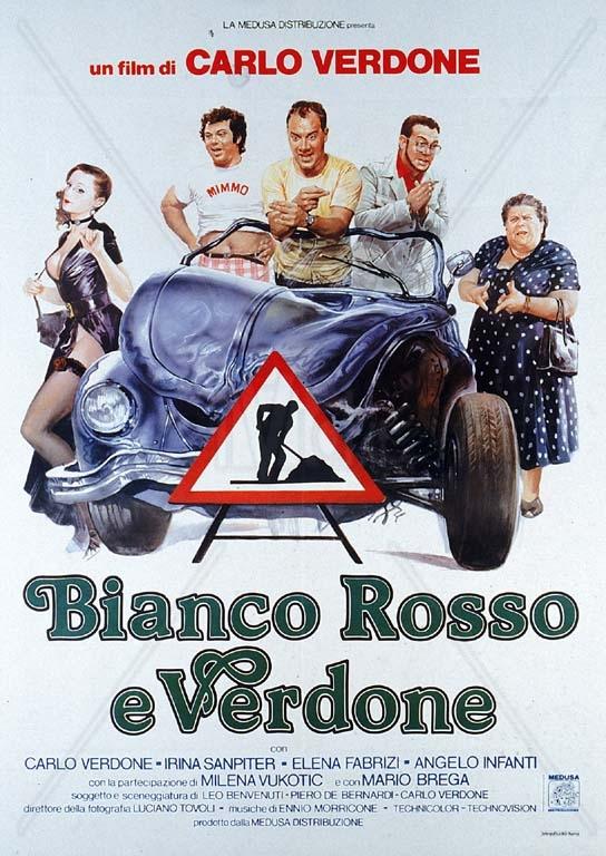 Foto Bianco, rosso e Verdone Film, Serial, Recensione, Cinema