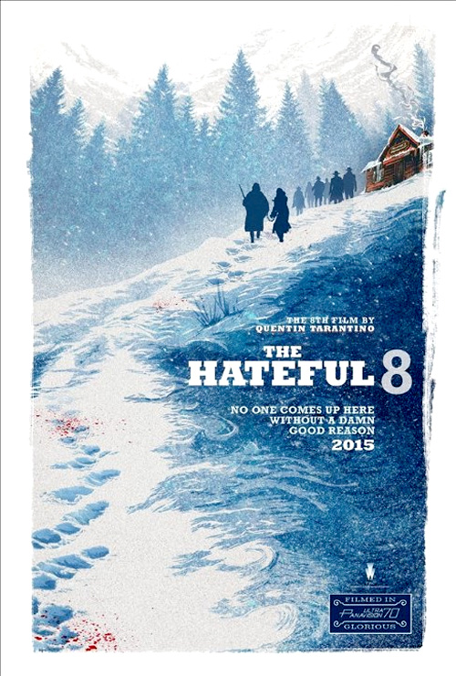 Foto The Hateful Eight Film, Serial, Recensione, Cinema