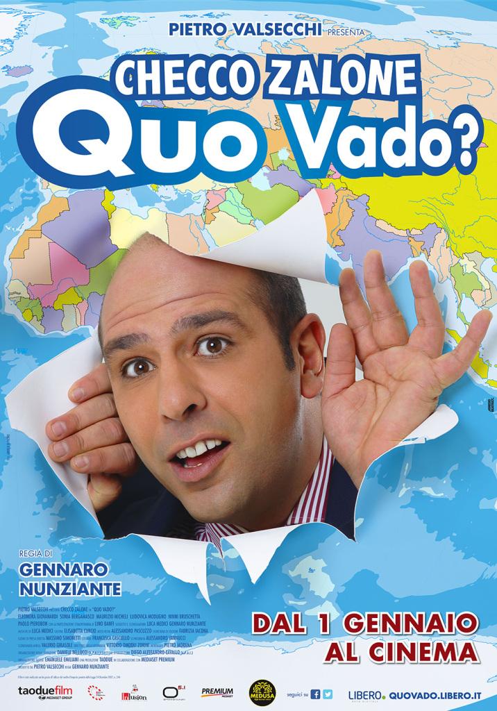 Foto Quo Vado Film, Serial, Recensione, Cinema