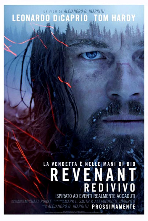 Foto Revenant - Redivivo Film, Serial, Recensione, Cinema