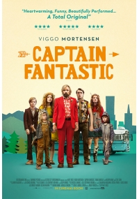 Foto Captain Fantastic Film, Serial, Recensione, Cinema