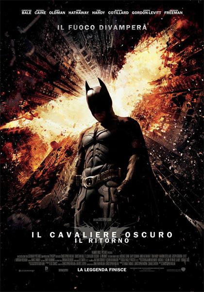 Foto Il cavaliere oscuro - Il ritorno Film, Serial, Recensione, Cinema