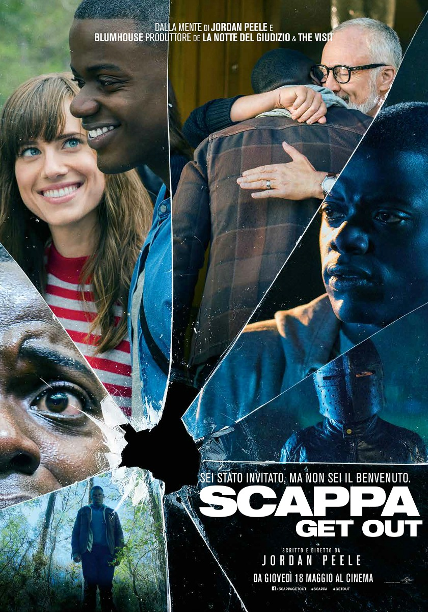 Foto Scappa - Get Out Film, Serial, Recensione, Cinema