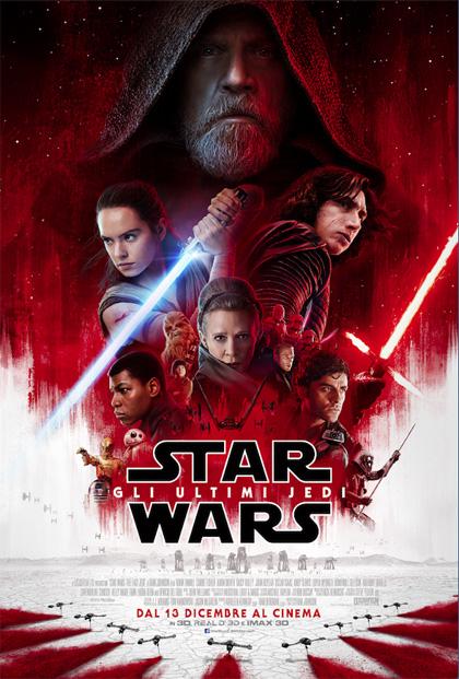 Foto Star Wars: Gli ultimi jedi Film, Serial, Recensione, Cinema