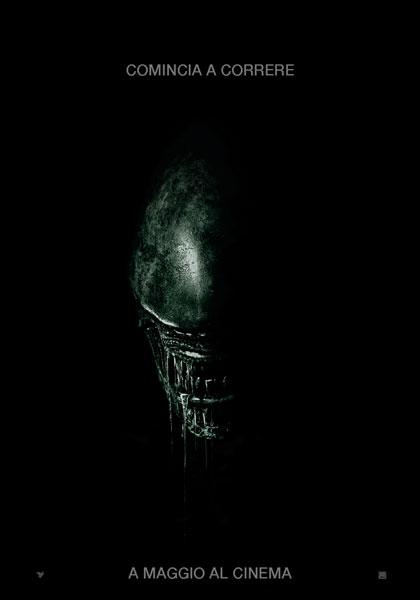 Foto Alien: Covenant Film, Serial, Recensione, Cinema