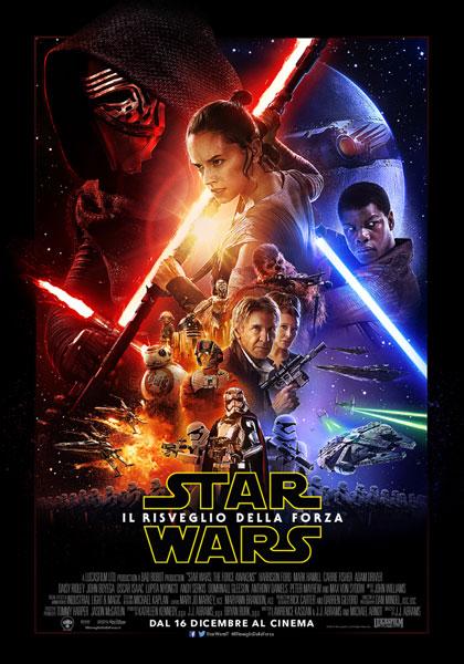 Foto Star Wars: Il risveglio della forza Film, Serial, Recensione, Cinema