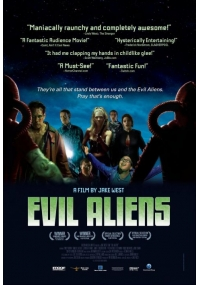 Foto Evil Aliens  Film, Serial, Recensione, Cinema