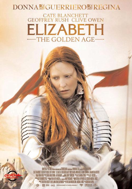 Foto Elizabeth - The Golden Age Film, Serial, Recensione, Cinema