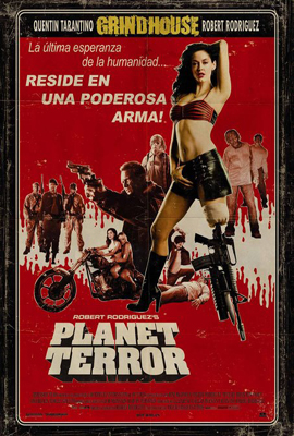Foto Grindhouse - Planet Terror Film, Serial, Recensione, Cinema