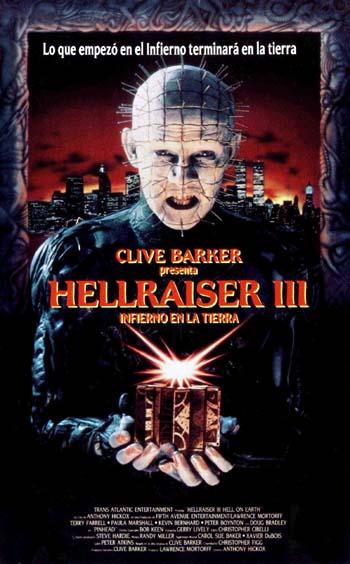 Foto Hellraiser III Film, Serial, Recensione, Cinema