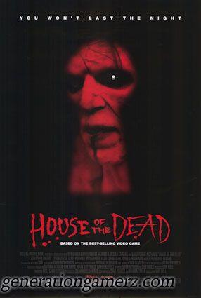 Foto House of the Dead  Film, Serial, Recensione, Cinema