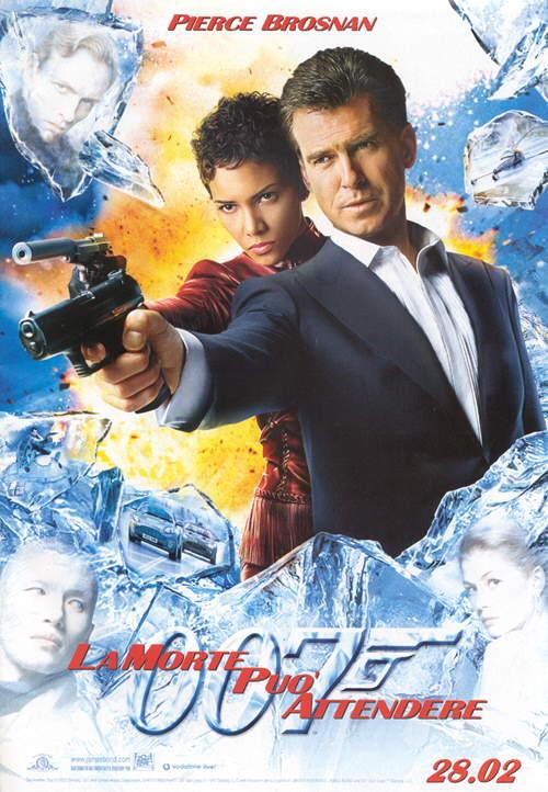 Foto 007 La morte può attendere Film, Serial, Recensione, Cinema