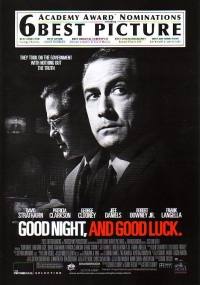 Foto Good Night, And Good Luck Film, Serial, Recensione, Cinema