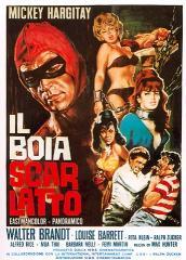 Foto Il Boia Scarlatto Film, Serial, Recensione, Cinema