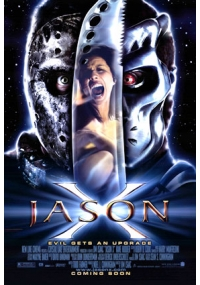Foto Jason X - Morte Violenta Film, Serial, Recensione, Cinema