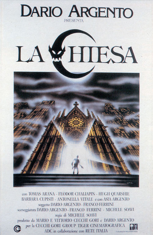 Foto La Chiesa Film, Serial, Recensione, Cinema