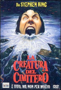 Foto La Creatura del Cimitero Film, Serial, Recensione, Cinema