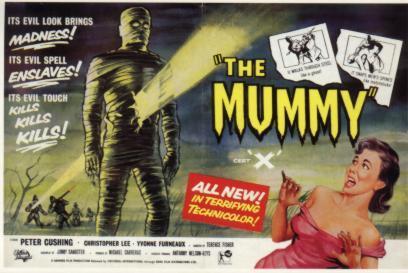 Foto La Mummia Film, Serial, Recensione, Cinema