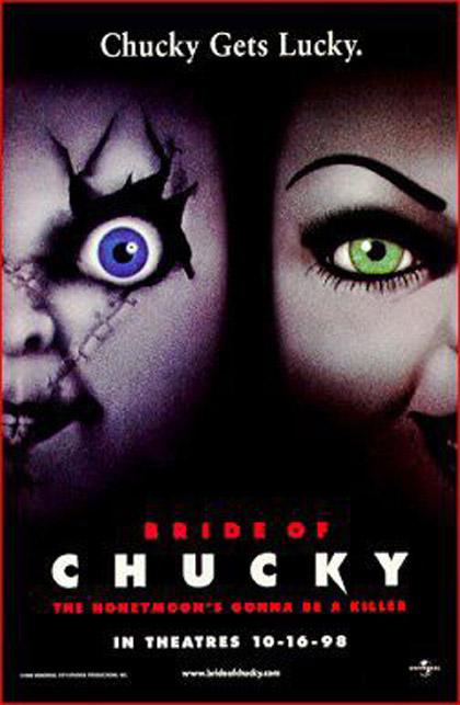 Foto La Sposa di Chucky Film, Serial, Recensione, Cinema