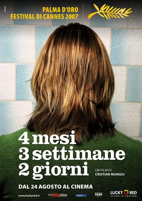 Foto 4 mesi, 3 settimane e 2 giorni Film, Serial, Recensione, Cinema