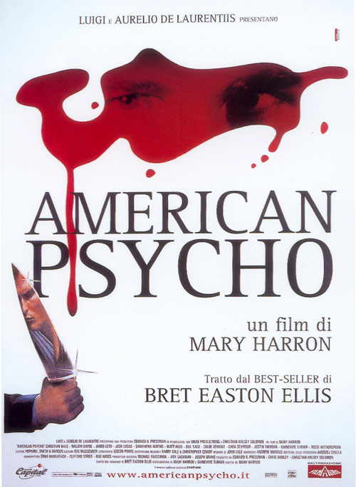 Foto American Psycho Film, Serial, Recensione, Cinema