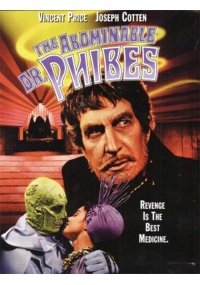 Foto L'Abominevole Dr.Phibes Film, Serial, Recensione, Cinema