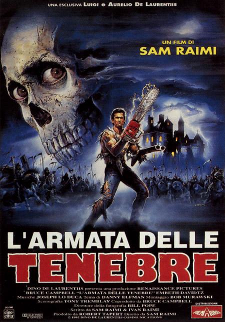 Foto L'Armata delle Tenebre Film, Serial, Recensione, Cinema