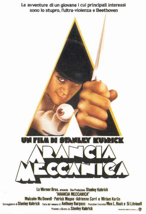 Foto Arancia meccanica Film, Serial, Recensione, Cinema