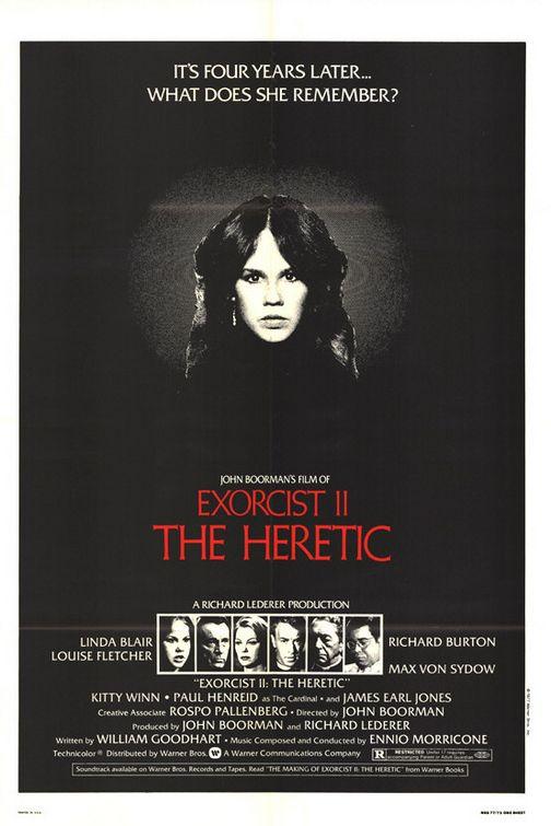 Foto L'Esorcista II : L'Eretico Film, Serial, Recensione, Cinema