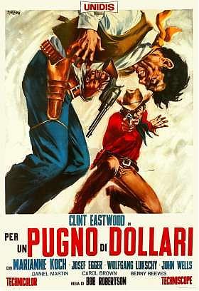 Foto Per Un Pugno di Dollari Film, Serial, Recensione, Cinema