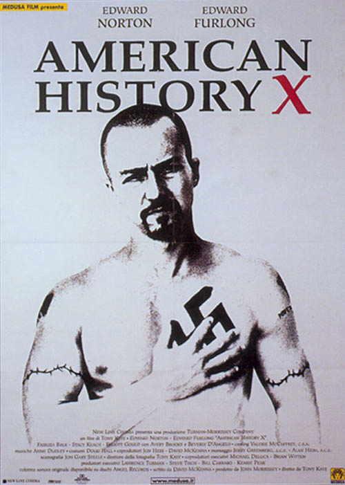 Foto American History X Film, Serial, Recensione, Cinema