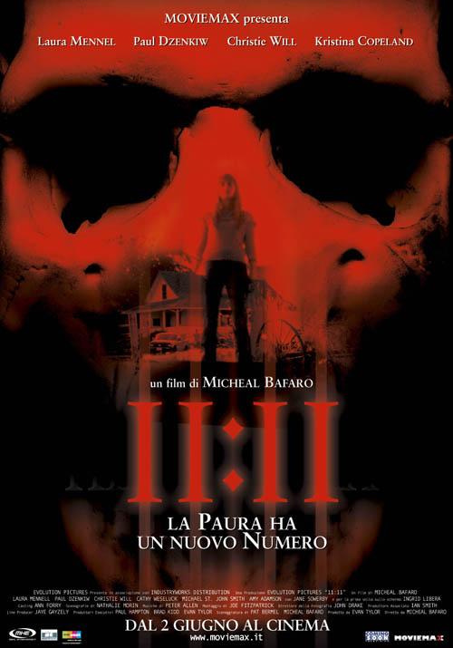 Foto 11:11 La Paura ha un Nuovo Numero Film, Serial, Recensione, Cinema