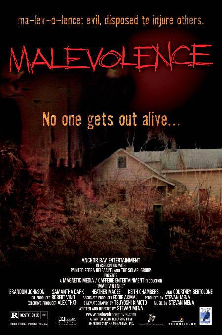 Foto Malevolence Film, Serial, Recensione, Cinema