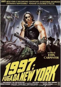 Foto 1997: Fuga da New York Film, Serial, Recensione, Cinema