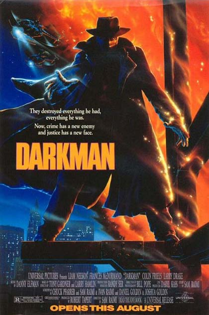 Foto Darkman Film, Serial, Recensione, Cinema