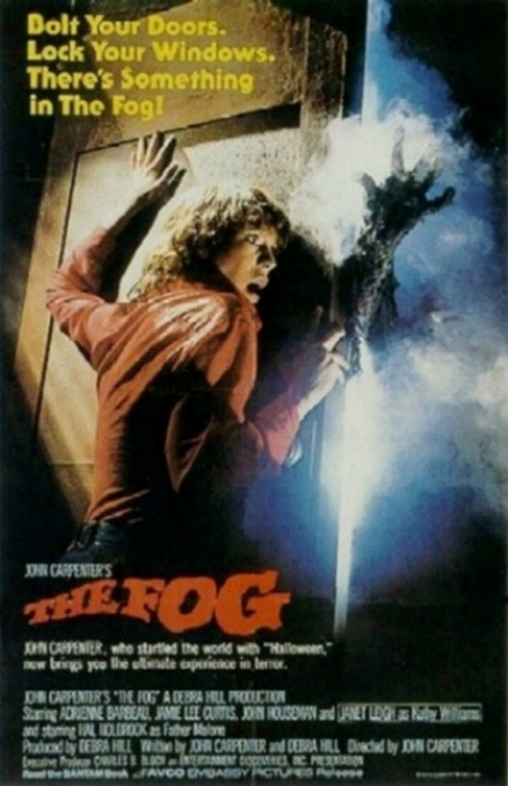 Foto The Fog Film, Serial, Recensione, Cinema