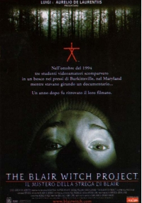 Il mistero della strega di Blair - The blair witch project