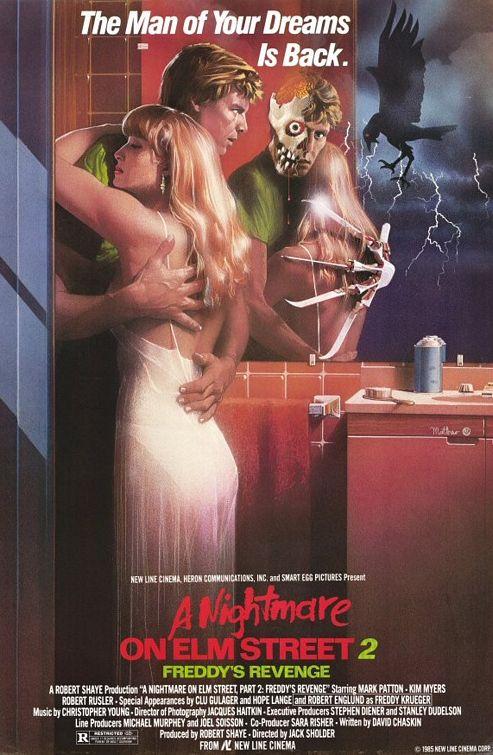 Foto Nightmare 2 - La Rivincita Film, Serial, Recensione, Cinema