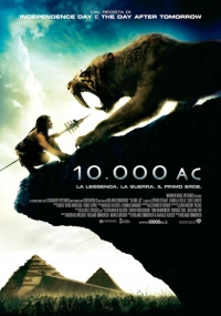 Foto 10,000 A.C. Film, Serial, Recensione, Cinema