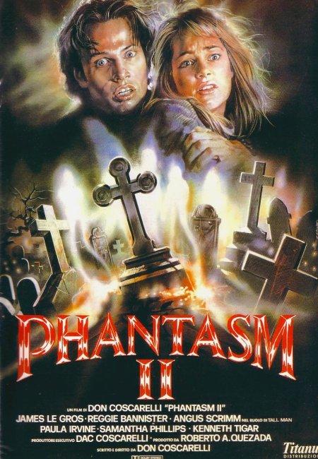 Foto Phantasm II Film, Serial, Recensione, Cinema