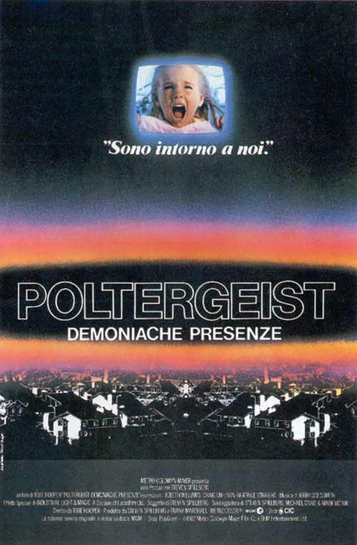 Foto Poltergeist - Demoniache presenze Film, Serial, Recensione, Cinema