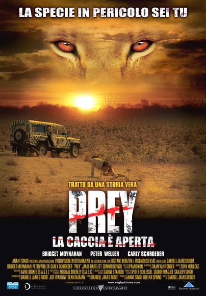 Foto Prey - La Caccia e' Aperta Film, Serial, Recensione, Cinema