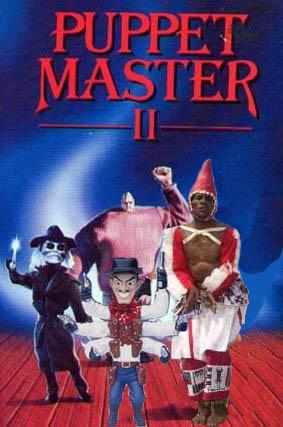 Foto Puppet Master II Film, Serial, Recensione, Cinema