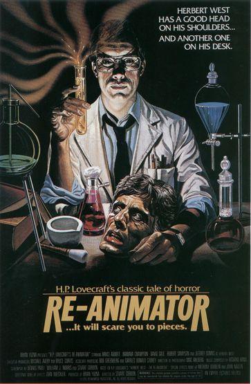 Foto Re-Animator Film, Serial, Recensione, Cinema