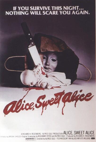 Foto Alice dolce Alice - Comunione con delitti  Film, Serial, Recensione, Cinema